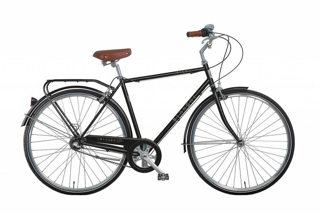 BIKES 2017 BIANCHI VENEZIA GENT Black 49cm