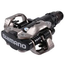 Shimano PEDALS 9/16 SHIMANO PD-M520L SPD BLACK