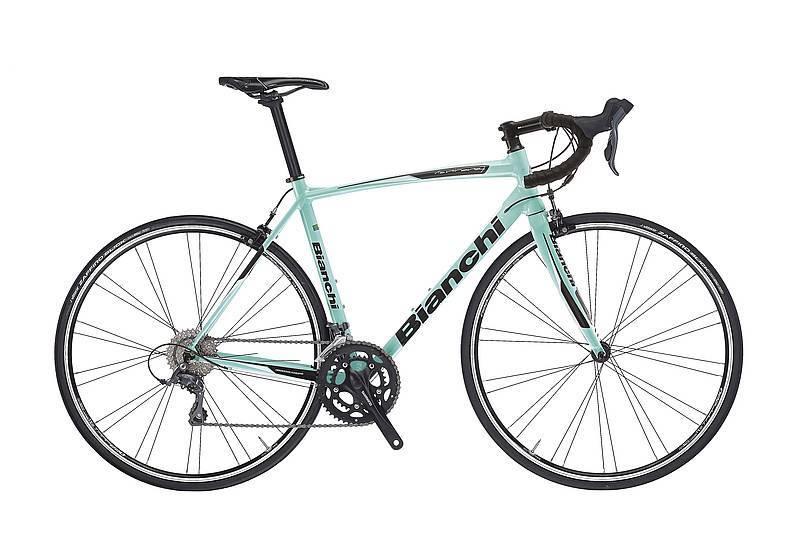 Bianchi BIKES BIANCHI VIA NIRONE 7 ALU CLARIS 8S CP 46cm