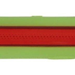 Serfas LUZ trasera USB THUNDERBOLT verde