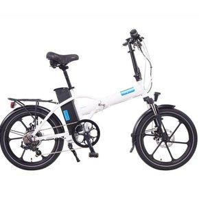 ELECTRIC BIKE MAGNUM Premium High Step 48V White/Blue