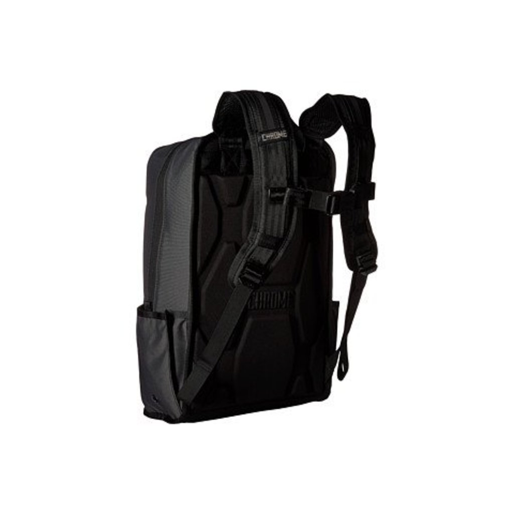 BAG BACKPACK CHROME Hondo Welterwieght Charcoal Black
