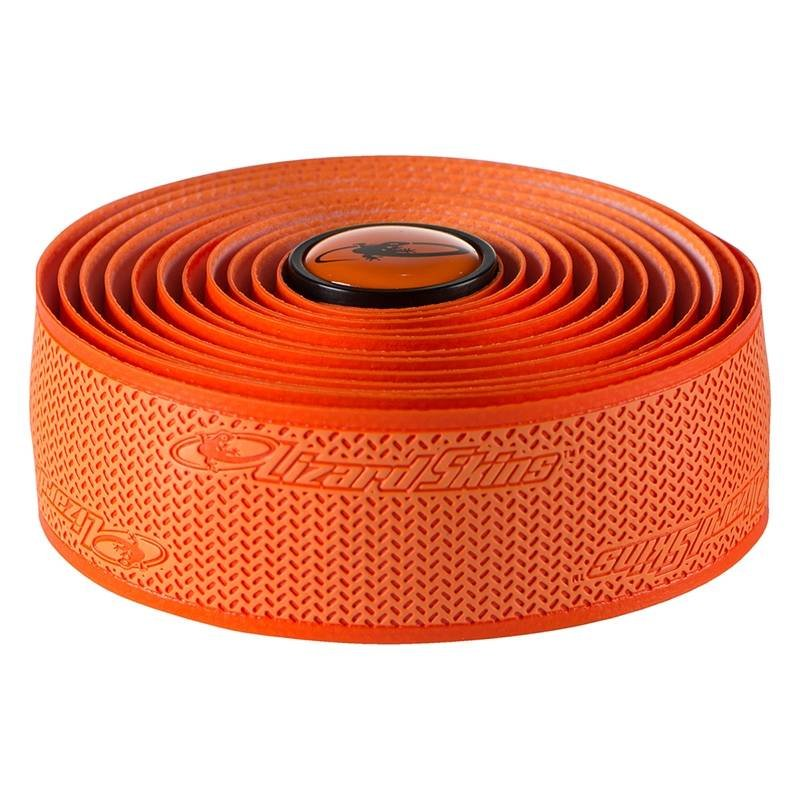 Lizard Skins HANDLEBAR TAPE & PLUGS Lizard Skins Orange DSP 2.5mm Bar Tape