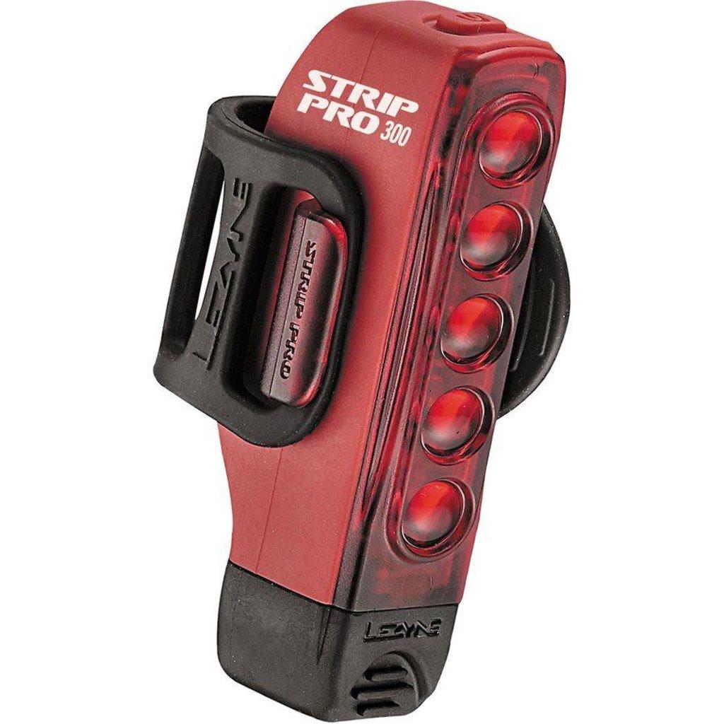 Lezyne TAIL LIGHT Lezyne Strip Drive Pro Red