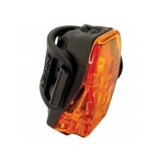 Lezyne REAR LIGHT USB Lezyne LED Laser Drive Black