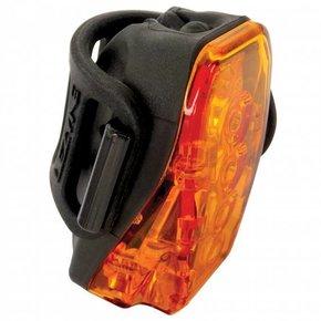 Lezyne REAR LIGHT USB LEZYNE LED Laser Drive Black 250LN