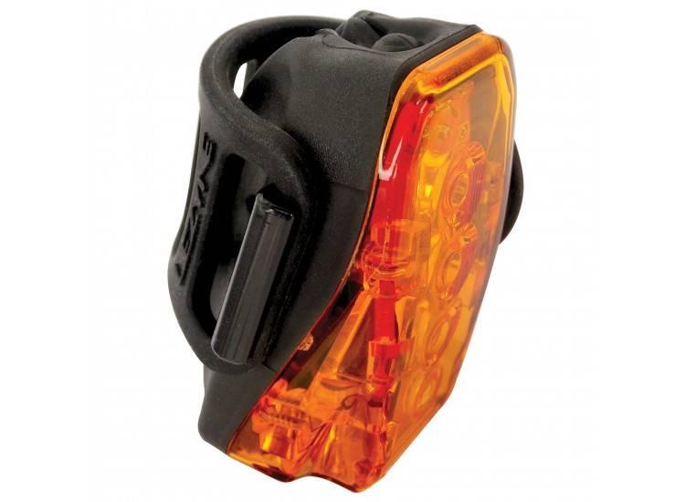 Lezyne TRASERA USB LEZYNE LED Laser Drive Negro 250LN