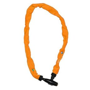 Kryptonite LOCKS CHAIN KRYPTONITE Keeper 465 Combination Orange 4mmx2'2""