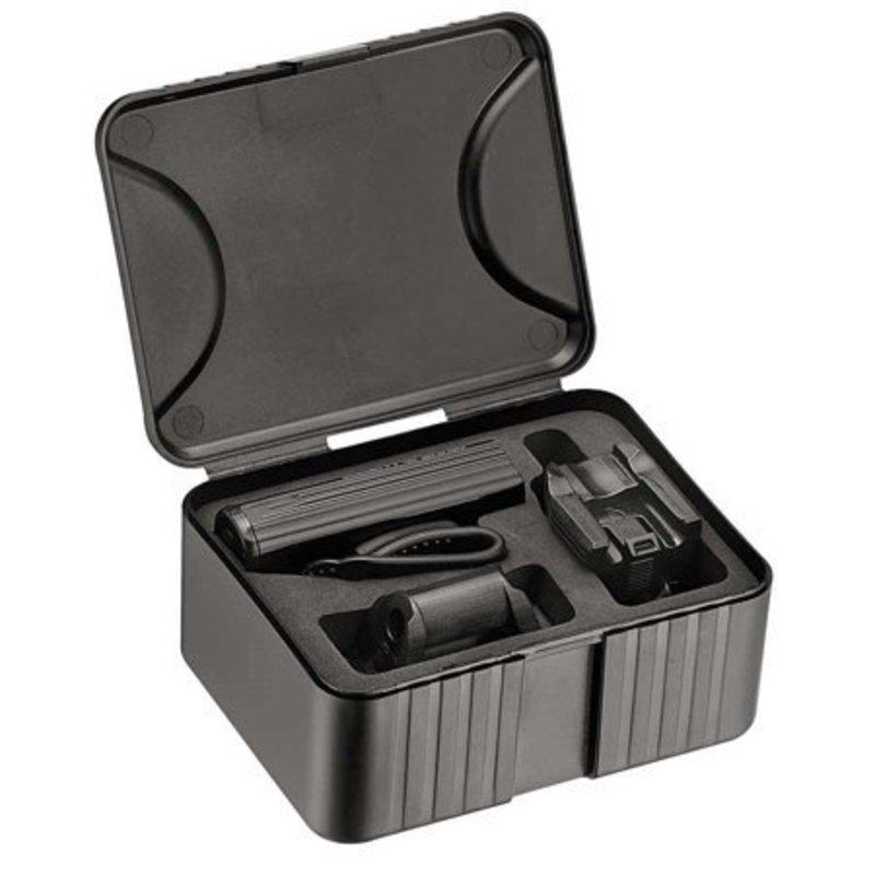Lezyne HEADLIGHT USB LEZYNE POWER DRIVE 900XL 900 Lumen Black