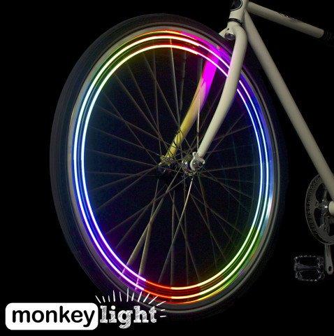 MonkeyLectric LUZ DE RUEDA MonkeyLectric M204 Monkey Light