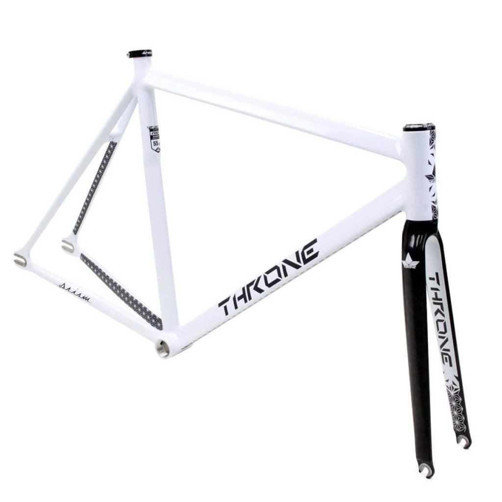Throne Prism Frameset w/Carbon-Alloy Fork