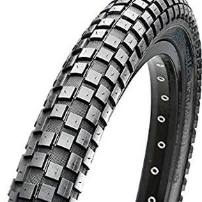"""Maxxis Maxxis Holly Roller Tire: 26 x 2.20"""", Wire, 60tpi, Single Compound, Black"""