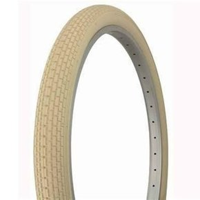 TIRES 24x2.125 F&R DURO Cream 120A
