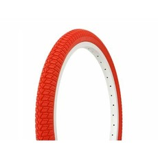 TIRES 20x1.75 F&R DURO Red/Red Side Wall HF-864