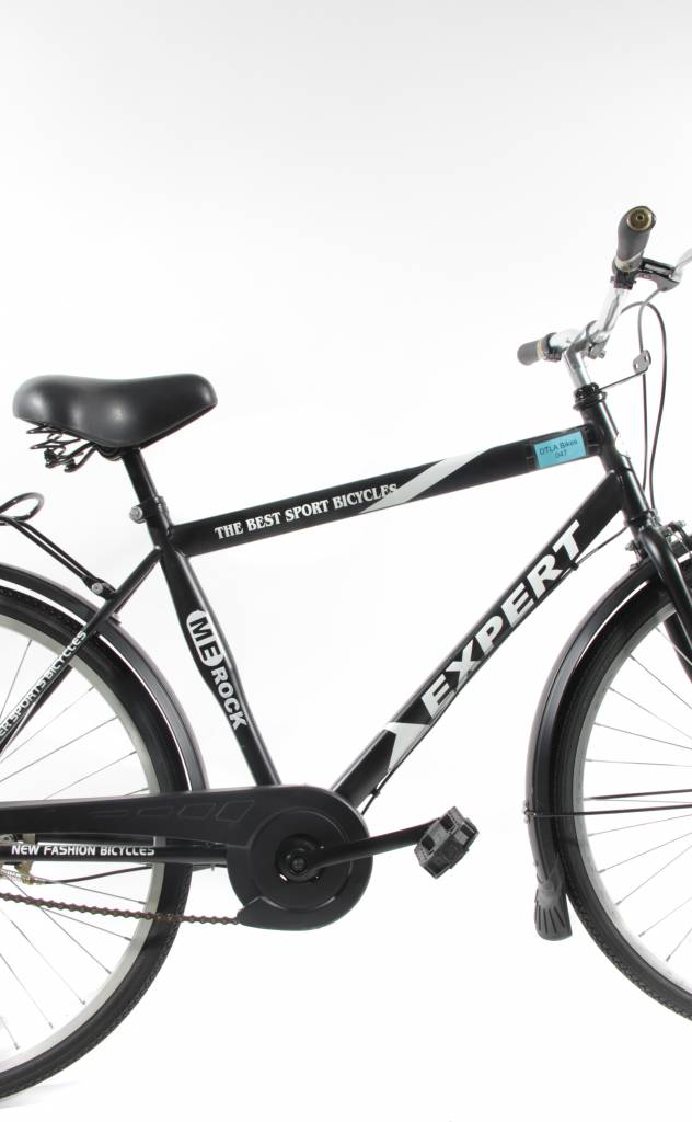 BIKES DTLA CITY BIKE WOMEN'S BLACK