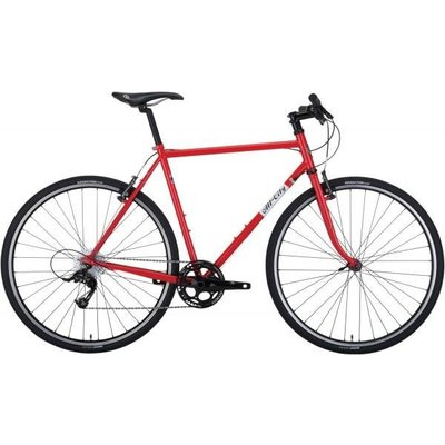 BIKES ALL CITY PONY EXPRESS BLACK/RED 55cm