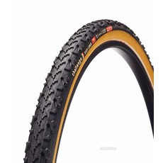 TIRES 700x33 Challenge Baby Limus Open Tubular Black Tread, Tan Casing 300 TPI, 30-90 PSI, 345g