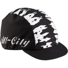 All-City CYCLING CAP All-City Wangaaa! Black/White One Size
