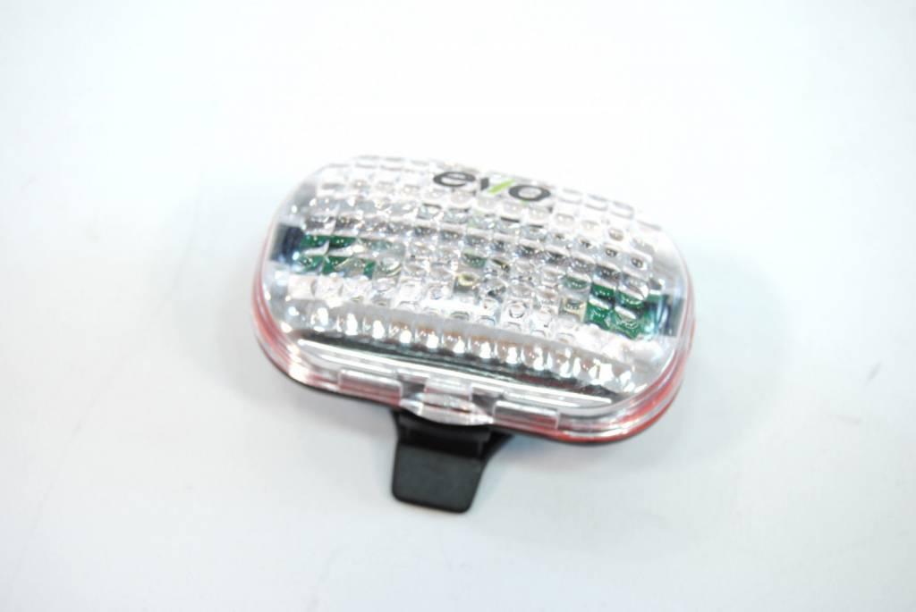 Evo LIGHT SET EVO E-Tec HL3 Flashing 15 Lumens Front / 13 Lumens Rear