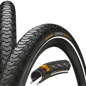 TIRES 700x28 CONTINENTAL Contact Plus Reflex