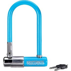 Kryptonite CERRADURAS U-LOCK KRYPTONITE Kryptolok Series 2 Mini-7 3.25x7 Azul