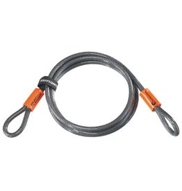 Kryptonite LOCKS KRYPTONITE KRYPTOFLEX CABLE 1007: 7' X 10MM
