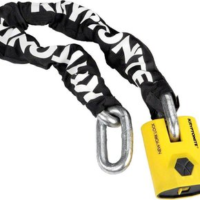 LOCKS CHAIN KRYPTONITE New York Legend w/ NY Padlock 1590 3 ft