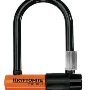 LOCKS U-Lock Kryptonite Evolution Mini-5 w/Flexframe Brkt 3.25x 5
