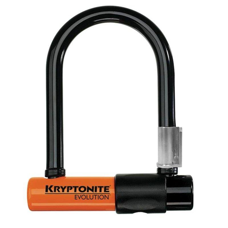 Kryptonite LOCKS U-Lock Kryptonite Evolution Mini-5 w/Flexframe Brkt 3.25x 5