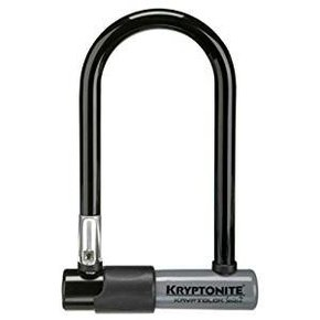Kryptonite LOCKS U-LOCK Kryptonite KryptoLok Mini-7 (DD) 83x178mm 3.25''x7'' 13mm Grey