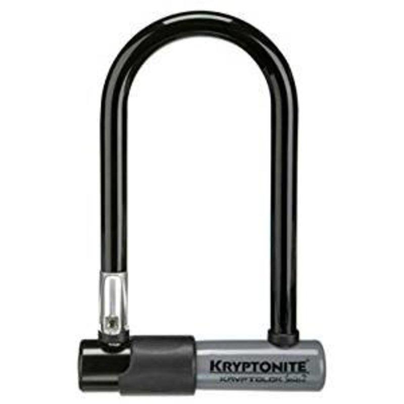 Kryptonite LOCKS U-LOCK KRYPTONITE KRYPTOLOK MINI-7 3.25x7 w/BRKT (H)