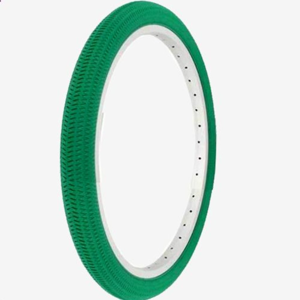 TIRES 20x1.75 DURO INFECTION GREEN