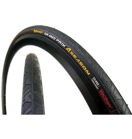 Continental TIRES 700x25 CONTINENTAL GRAND PRIX 4 SEASON BLACK EDITION Black-Black DuraSkin