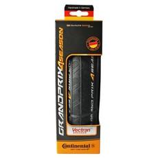 Continental TIRES 700x25 CONTINENTAL GRAND PRIX 4 SEASON BLACK EDITION Black-Black DuraSkin
