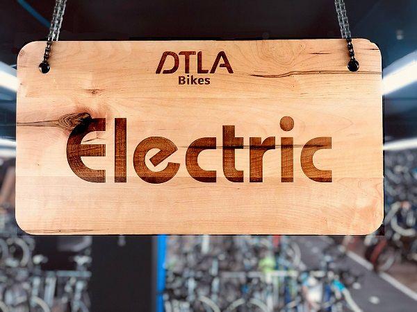 Selección eléctrica del paseo