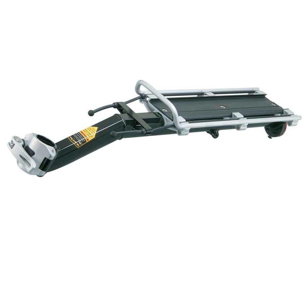 Topeak BIKE RACK REAR Topeak Beam MTX V-Type Fits 25.4-31.8mm