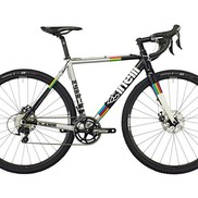 BIKES 2018 CINELLI Zydeco Cyclocross Tiagra Rainbow Medium