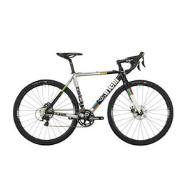 BIKES 2018 CINELLI Zydeco Cyclocross Tiagra Rainbow Medium