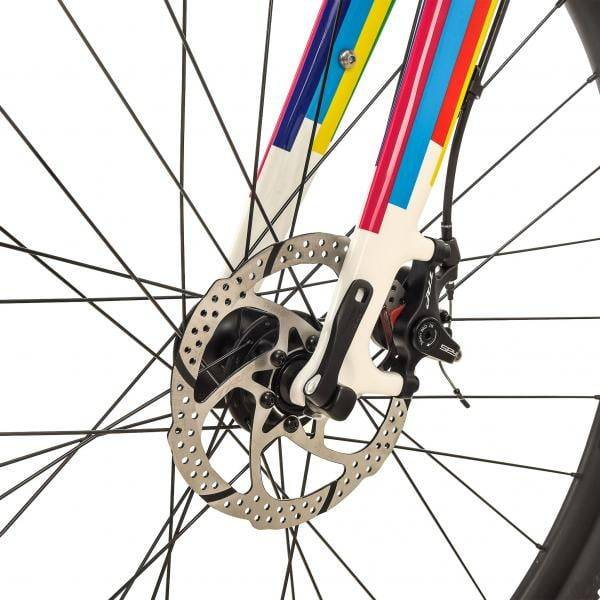 BICICLETAS 2018 CINELLI Zydeco Cyclocross Tiagra Rainbow Medium