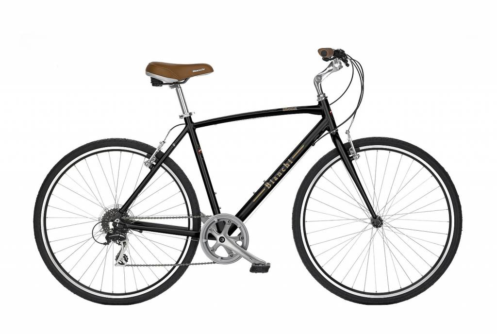 BIKES BIANCHI 2017 SIENA 47cm Black