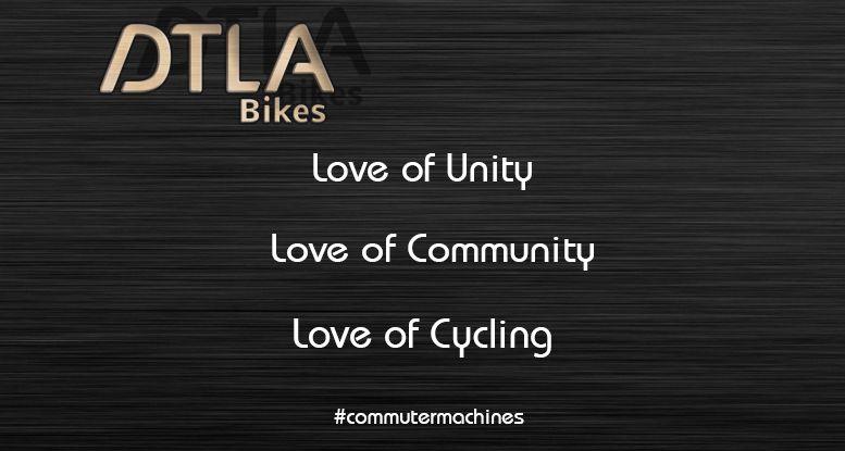 Marca de DTLA Bikes