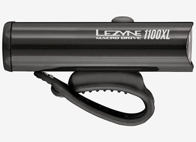 Lezyne FRONT LIGHT USB LEZYNE Macro Drive 1100XL 1100LM Black