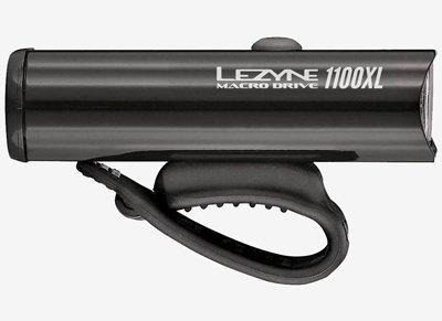 Lezyne LUZ DELANTERA USB LEZYNE Macro Drive 1100XL 1100LM Negro