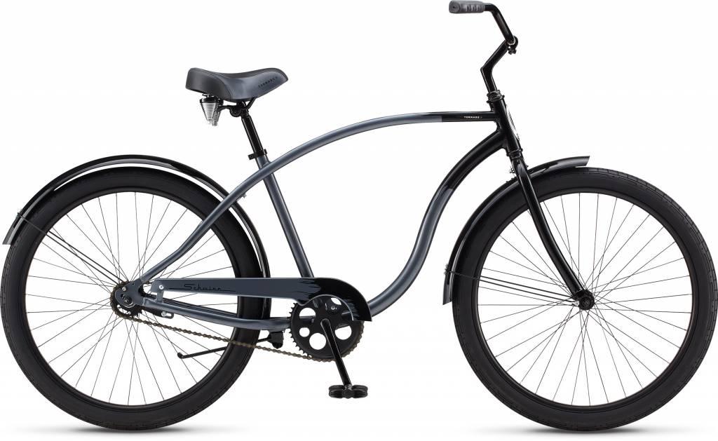 3d5f5b38253 BIKES SCHWINN 26 M TORNADO BLACK/CHARCOAL - DTLA Bikes