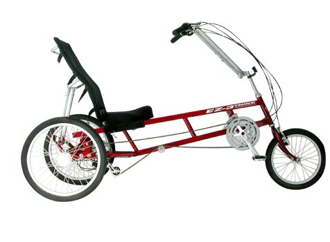 TRICYCLE SUN E3 TRIKE RECUMBENTE