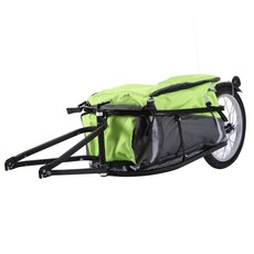"Evo BABY TRAILER EVO E-Tec 2-UP ST 20"" GREY/GREEN"
