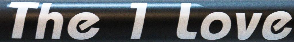 DTLA BIKES 2018 DTLA THE 1 LOVE MATTE BLACK 61cm