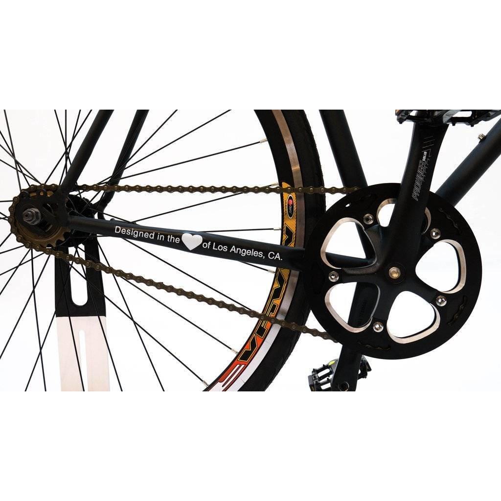 DTLA Bikes ♥ BIKES 2021 DTLA 1 LOVE (pre-order)