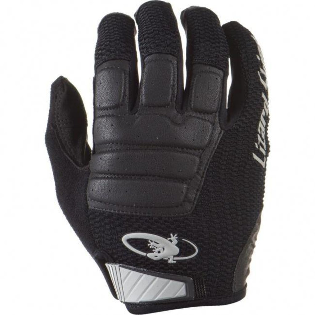Lizard Skins GLOVES FULL FINGER Lizard Skins Monitor HD Jet Black XL