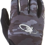 Lizard Skins GLOVES FULL FINGER Lizard Skins Monitor Black Camo LG